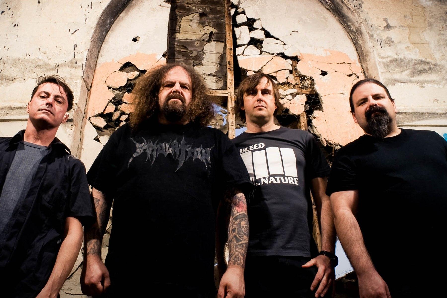 Napalm Death - Tour 2003 - 2020, Tickets, Tourdaten
